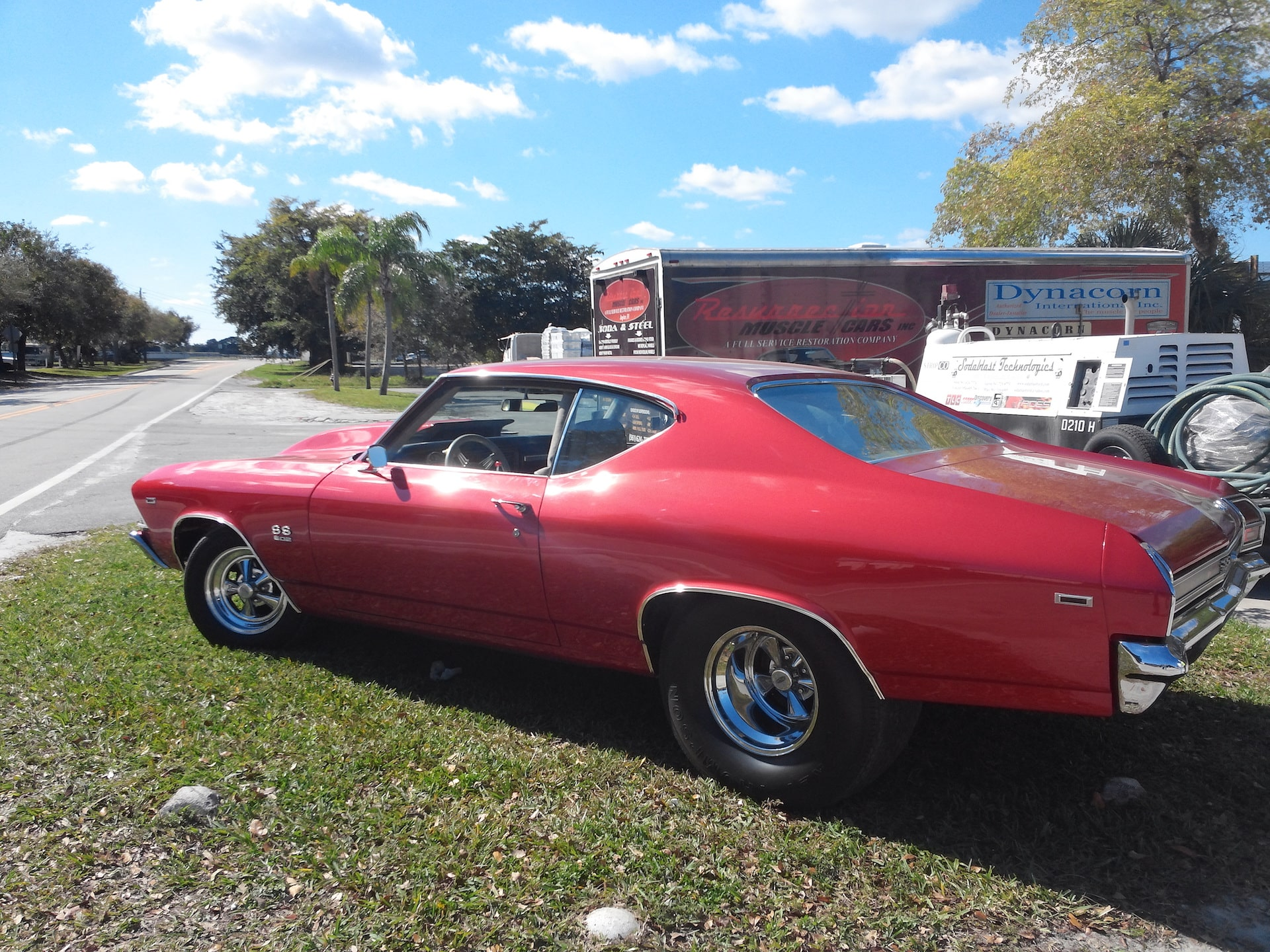 Ss Chevelle Resurrection Muscle Cars