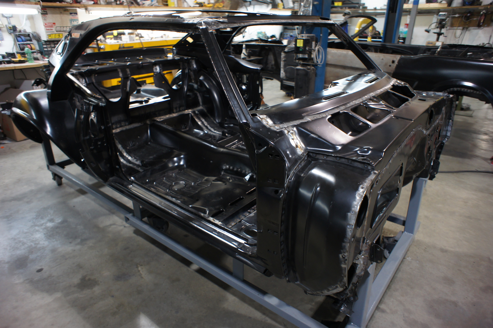 1969 Camaro Body Build | Resurrection Muscle Cars