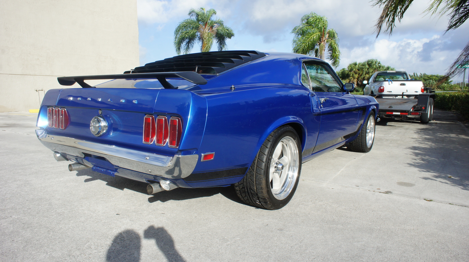 Ford Muscle Cars >> 1969 Mustang Fastback Boss 408 | Resurrection Muscle Cars