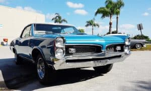 What You Need To Know About Storing Your Classic Muscle Car